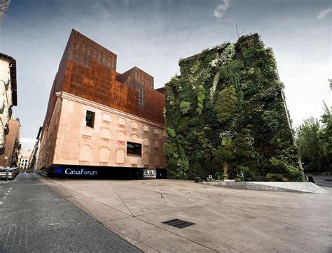 Contemporary Home Design by Caixaforum Madrid