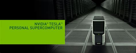 Tesla Supercomputer The World S Home And Office Personal Computer