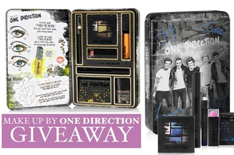 Make Up One Direction Giveaway Closed Win A Makeup By One Direction Kit