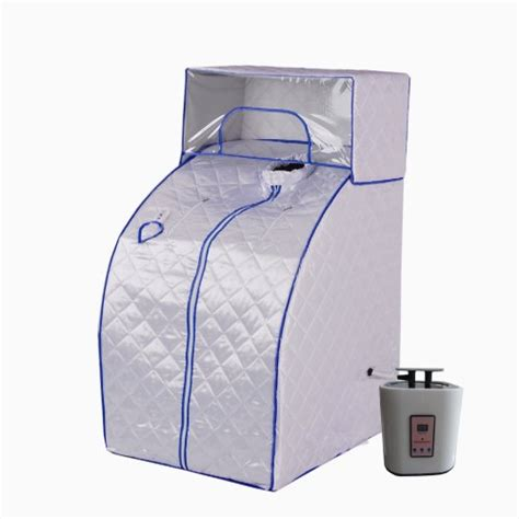 Spa Portable Steam Sauna portable therapeutic steam sauna spa detox weight loss with cover 609207162261 ez tubs
