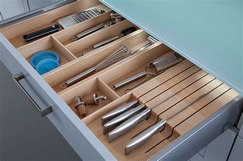 in drawer knife storage canada kitchen drawer organization design your drawers so