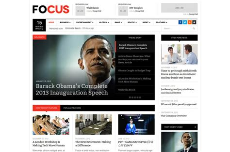 wordpress magazine layout plugin theme of the week 09 dw focus responsive wordpress