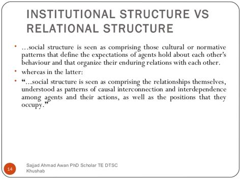normative pattern definition education social structure and development by sajjad awan