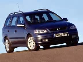 Opel Astra G 2004 Opel Astra Caravan G 1998 2004