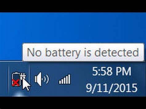 battery problems with acer laptop solved battery how to fix battery not detected on laptop