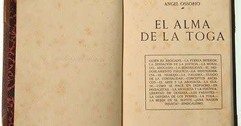 el alma de las piedras libro gratis descargar el alma de la toga angel ossorio descargar libros de derecho descargar gratis libros de
