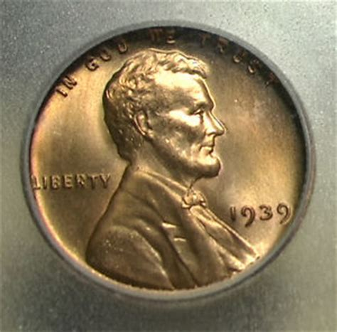 50 most valuable wheat pennies 1939 lincoln cent ms68 ebay