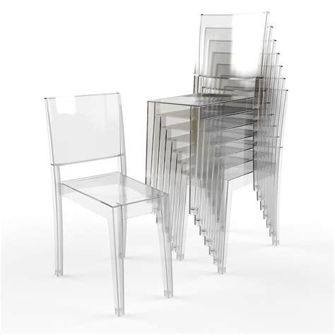 sedia arredo la sedia kartell di design in policarbonato