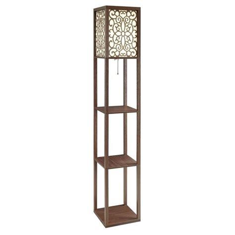 Shelf Floor L Coaster 3 Shelf Floor L In Cappuccino 901568