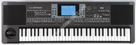 Keyboard Korg Micro Arrangger prosound rkd