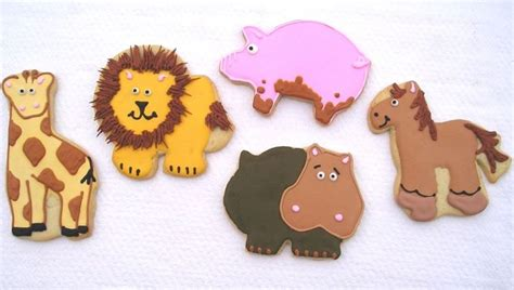 Baby Animal Baby Shower Decorations by And Farm Animals Baby Shower Decorations Cookies