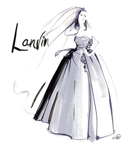 The Delicous Frocks Of Lanvin by Frock And Roll