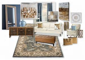 Living Room Blue And Beige Blue And Beige Living Room By Suddenlyisee Olioboard