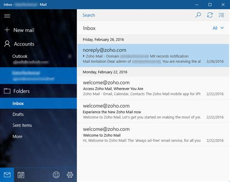 best email client best windows 10 email clients and apps to use