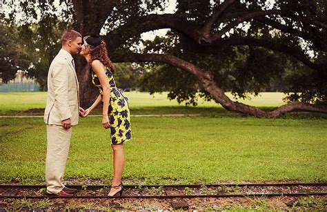 small weddings in new real weddings erika christopher s intimate new orleans
