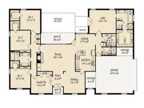 5 bedroom house plans page 19