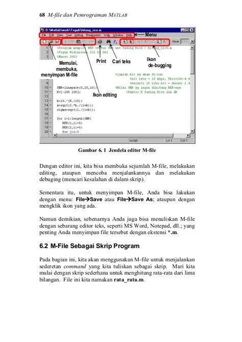 Belajar Pemrograman Fortran Cd tutorial mat lab teguhw