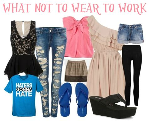 what to wear to a work movaline tips on what not to wear to work