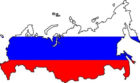 russia flag 071911 187 vector clip free clip images