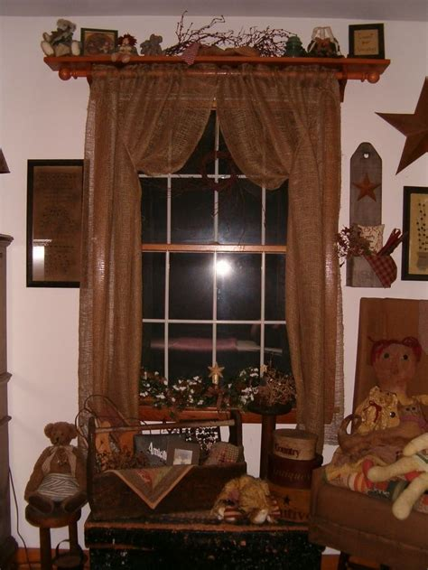 primitive curtains for living room 1000 images about window treatments on pinterest pull