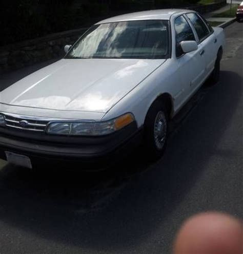 how cars run 1997 ford crown victoria auto manual sell used 1997 ford crown victoria p71 192k still running strong in clinton massachusetts