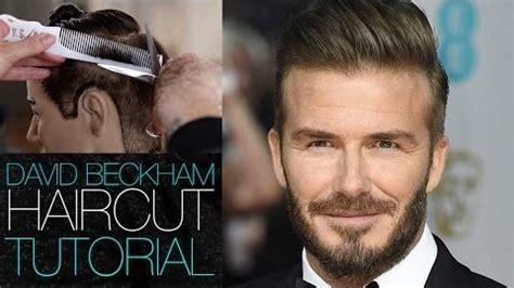 clipper cuts bt matt beck matt beck david beckham haircut tutorial