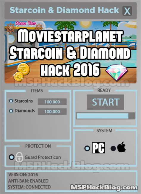 msp hack tool no survey moviestarplanet hack 2016 moviestarplanet hack 2016 free starcoins diamonds msp