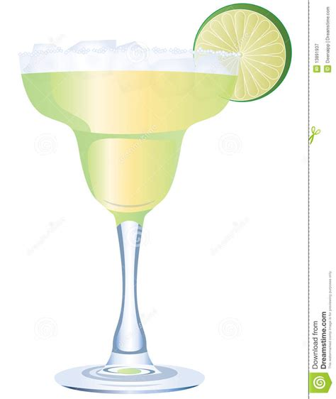 margarita illustration margarita royalty free stock photography image 13891937
