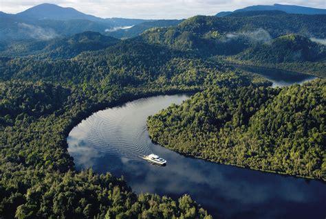 tasmania boat cruise gordon river cruises gallery tasmania boat cruise