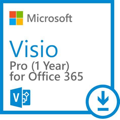 visio 365 subscription microsoft visio professional 365 12 month