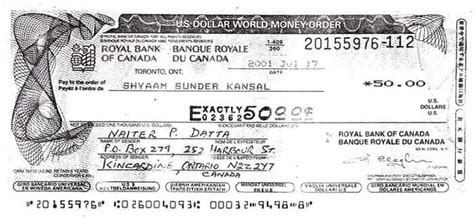 Can You Get A Money Order At The Post Office by Can I Get A Money Order At Td Bank And Make Money By