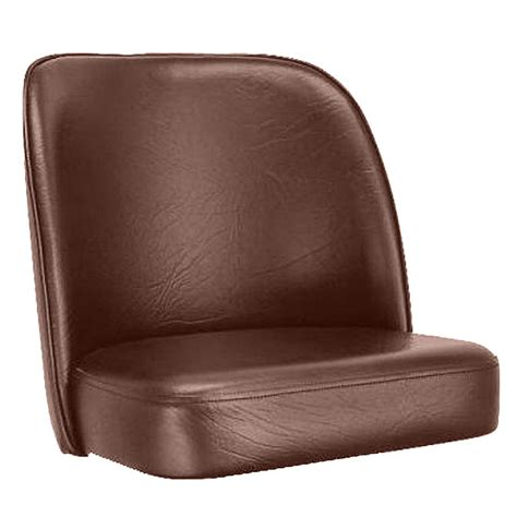 Swivel Bar Stool Replacement Seats by Brown Bar Stool Seat For Club Style Swivel Bar Stool