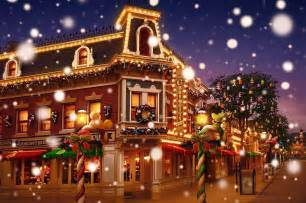 Christmas at hong kong disneyland photo report designing disney