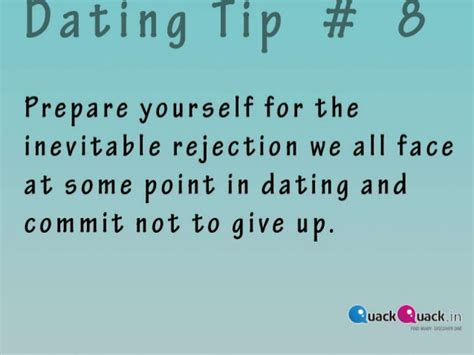Dating And Tipping by Dating Tips From Quackquack Team