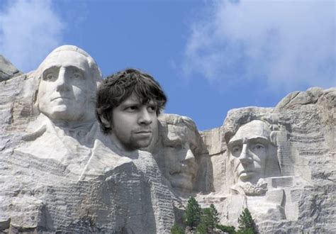 Put Your Face On Mount Rushmore By Daniel Goldberg Mount Rushmore Photoshop Template