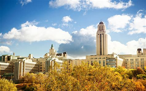 Universite Du A Montreal Mba by Education In Montreal Canadian Visa