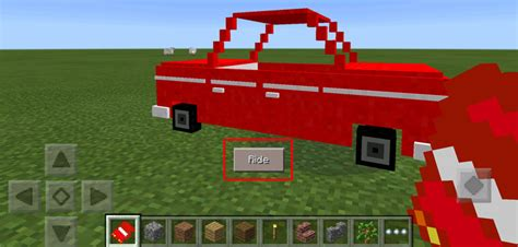 minecraft muscle car minecraft pe car design www imgkid com the image kid