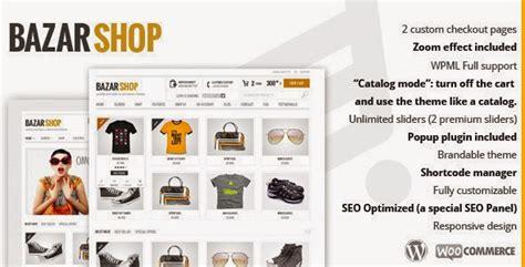 download themes blogger store v2 bazar shop multi purpose e commerce theme free download v2