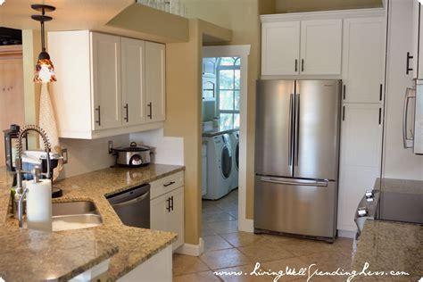 deep clean kitchen cabinets a clean organized kitchen the big spring clean part 4
