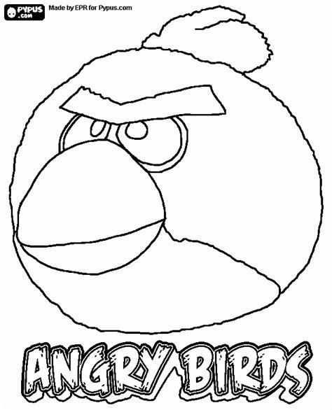 mighty eagle coloring page angry birds coloring pages mighty eagle
