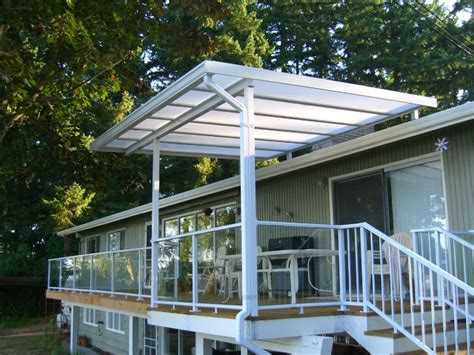 patio covers traditional deck seattle