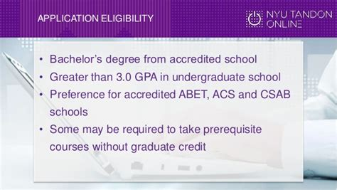 Nyu Part Time Mba Cost by Nyu Tandon Graduate Engineering School Info Webinar