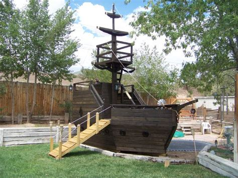 backyard pirate ship best 25 playhouse plans ideas on pinterest playhouse