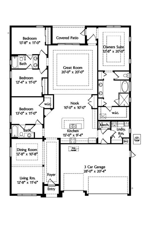 4 bedroom house plans with wrap around porch 4 bedroom floor plans amazing house home with wrap around