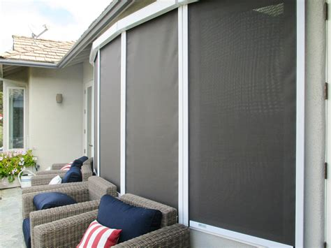 house window sun shades retractable solar screens ers shading san jose ca