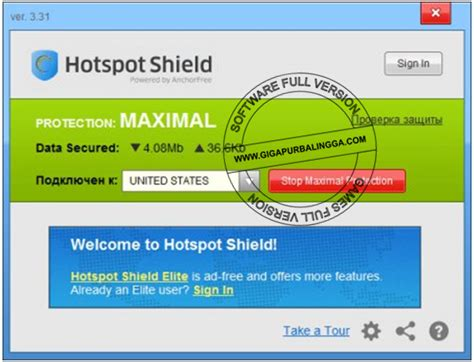 how to get full version of hotspot shield hotspot shield vpn 3 40 full version included crack 1
