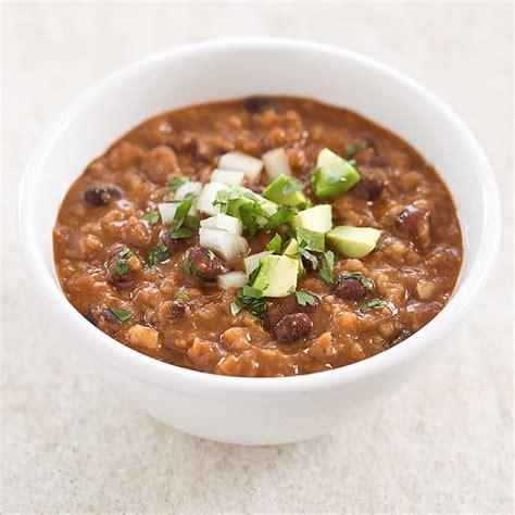 Americas Test Kitchen Chili best vegetarian chili recipe america s test kitchen