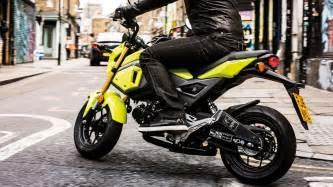Honda Motorcycles Nl Overzicht Msx125 2016 125 Cc Aanbod Motorfietsen