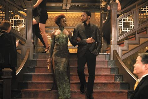 Kaos Print Original Umakuka Black Panther Suit 1 black panther expands marvel s world with entertaining entry weightier than predecessors