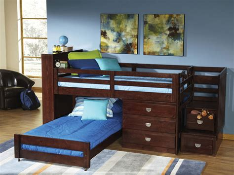 low loft beds for kids nice low loft bunk beds for kids babytimeexpo furniture